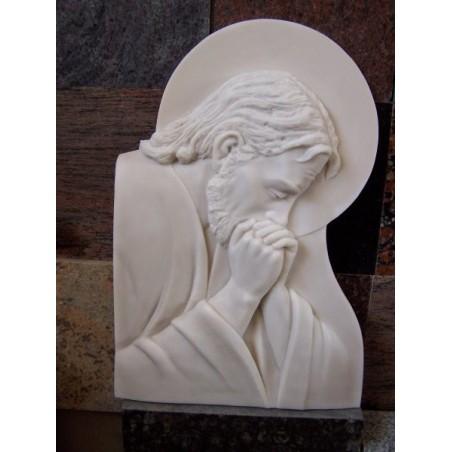 ODLEW JEZUSA MODĄCEGO SIĘ