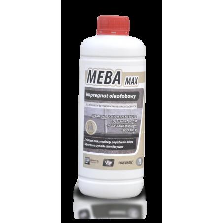 bardzo dobry impregnat MEBA MAX do kostki brukowej i płyt tarasowych