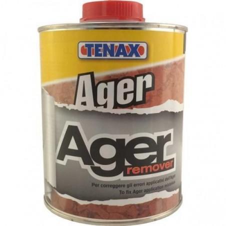 AGER  REMOVER firmy Tenax do usuwania pozostałości po impregnacie AGER